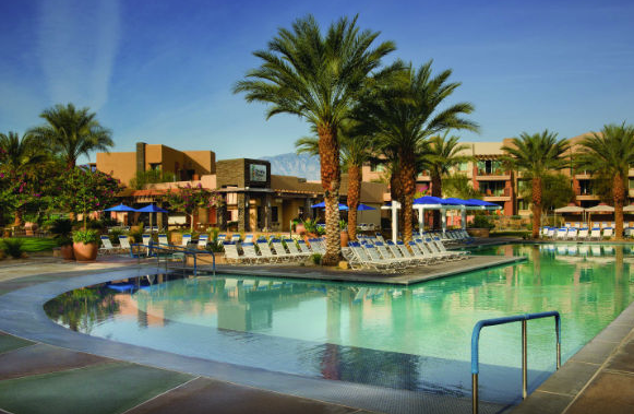 Four shocked while swimming in palm desert hotel pool - How long after shocking pool can i swim ...